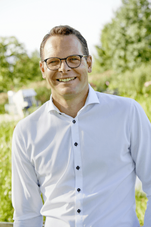 Bürgermeister André Eckardt