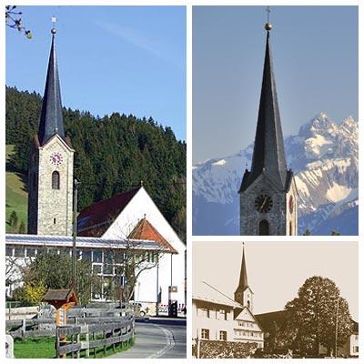 St. Ulrich Kirche Burgberg im Allgäu