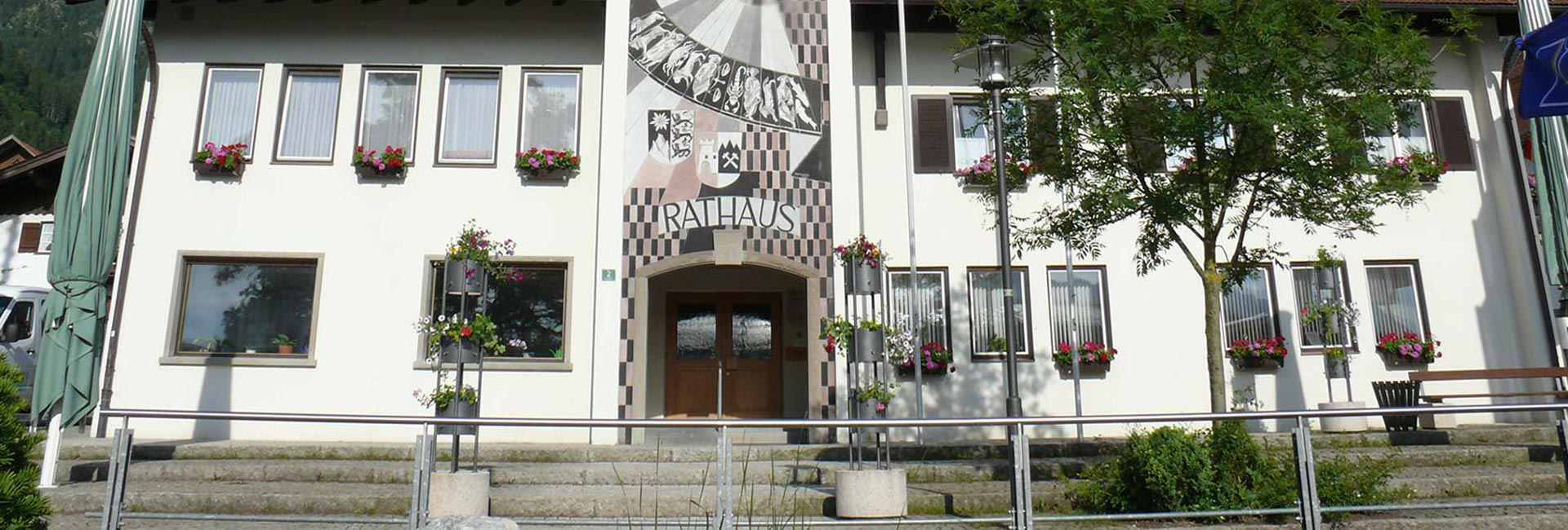 Rathaus Burgberg im Allgäu