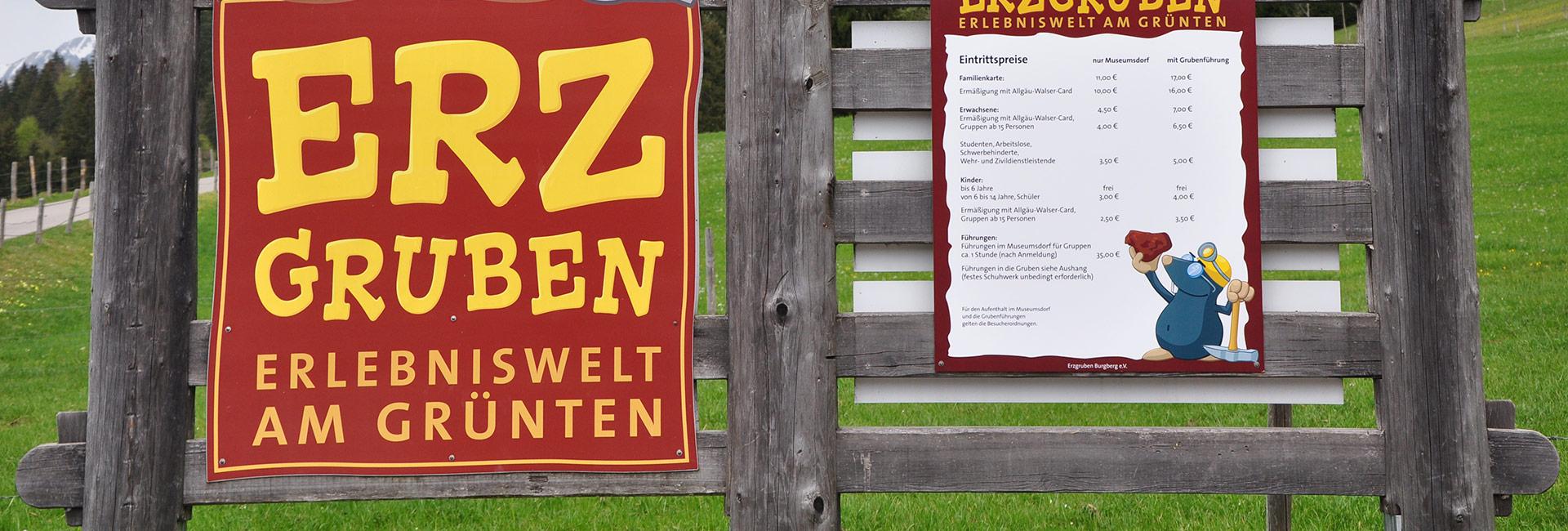 Erzgruben Erlebniswelt - Copyright Gabriele Fischer