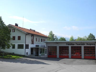 Freiwillige Feuerwehr Burgberg im Allgäu