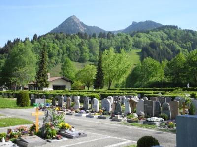 Friedhof Burgberg im Allgäu
