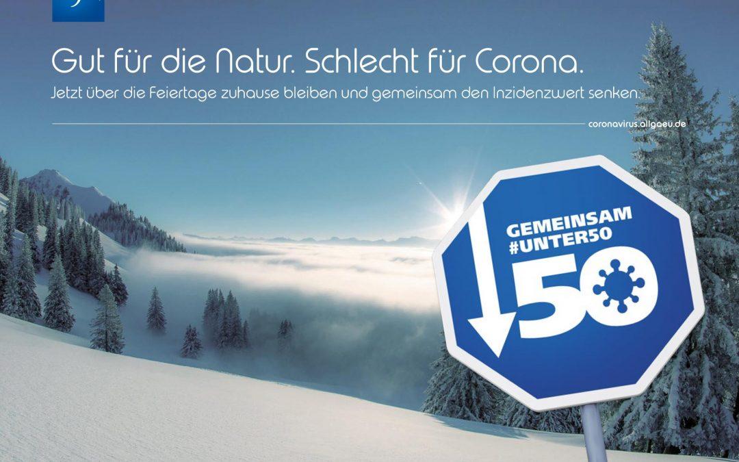 Gemeinsam #unter50 #allgäu