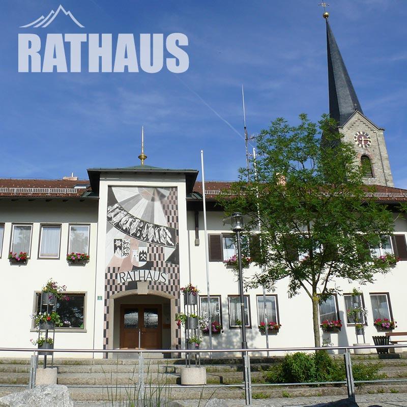 Burgberg im Allgäu Rathaus