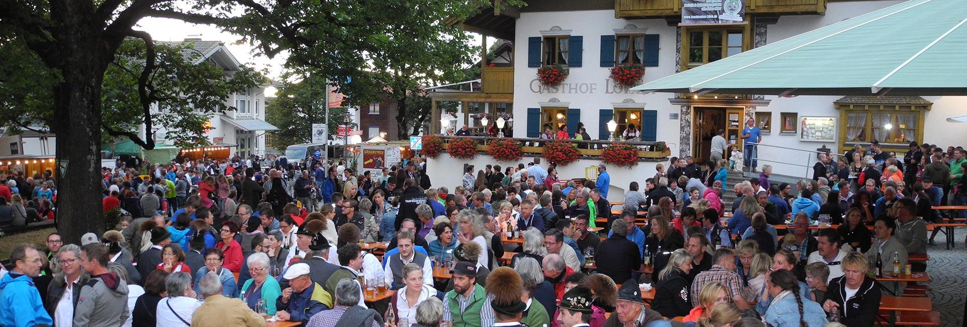 Unser Dorfleben Burgberg im Allgäu