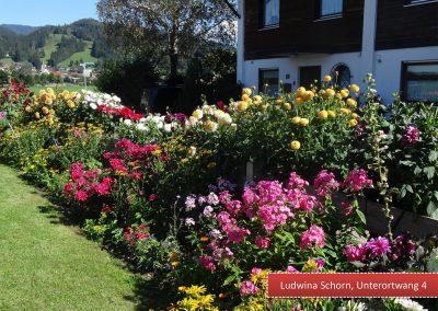 Blumenschmuckwettbewerb Burgberg im Allgäu