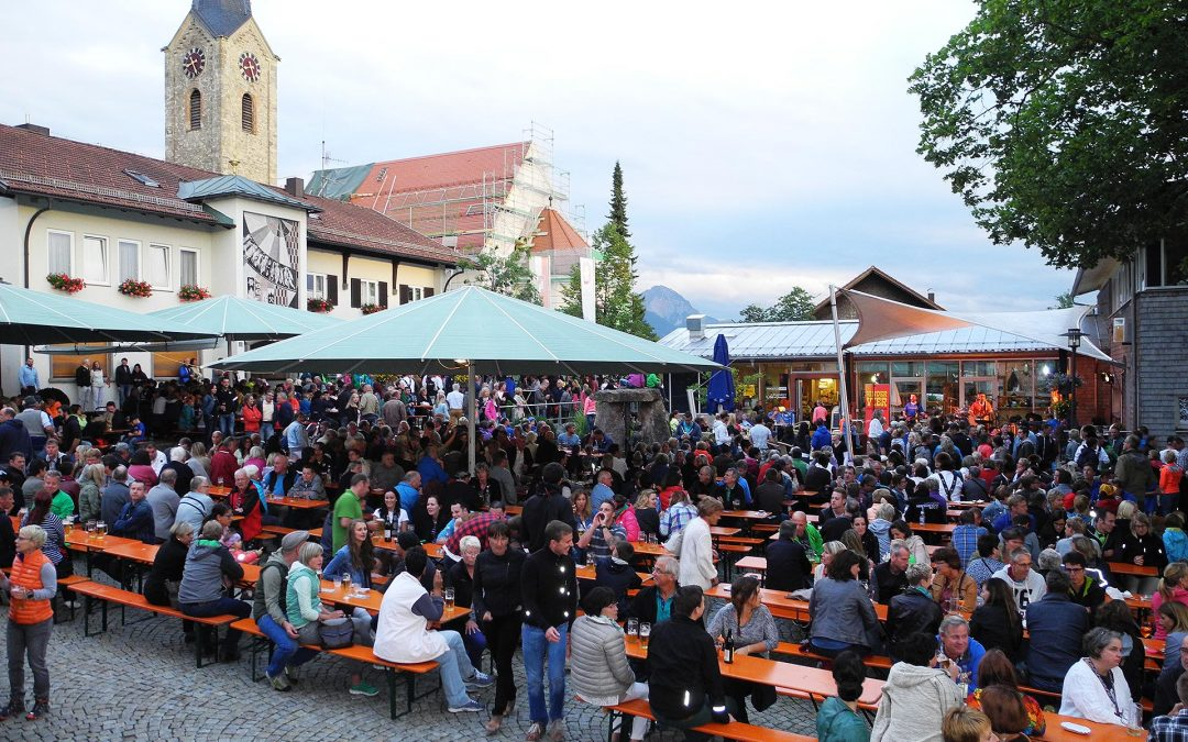 Burgberger Dorffest