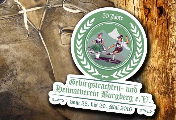 Gebirgstrachtenverein- und Heimatverein Burgberg e.V.