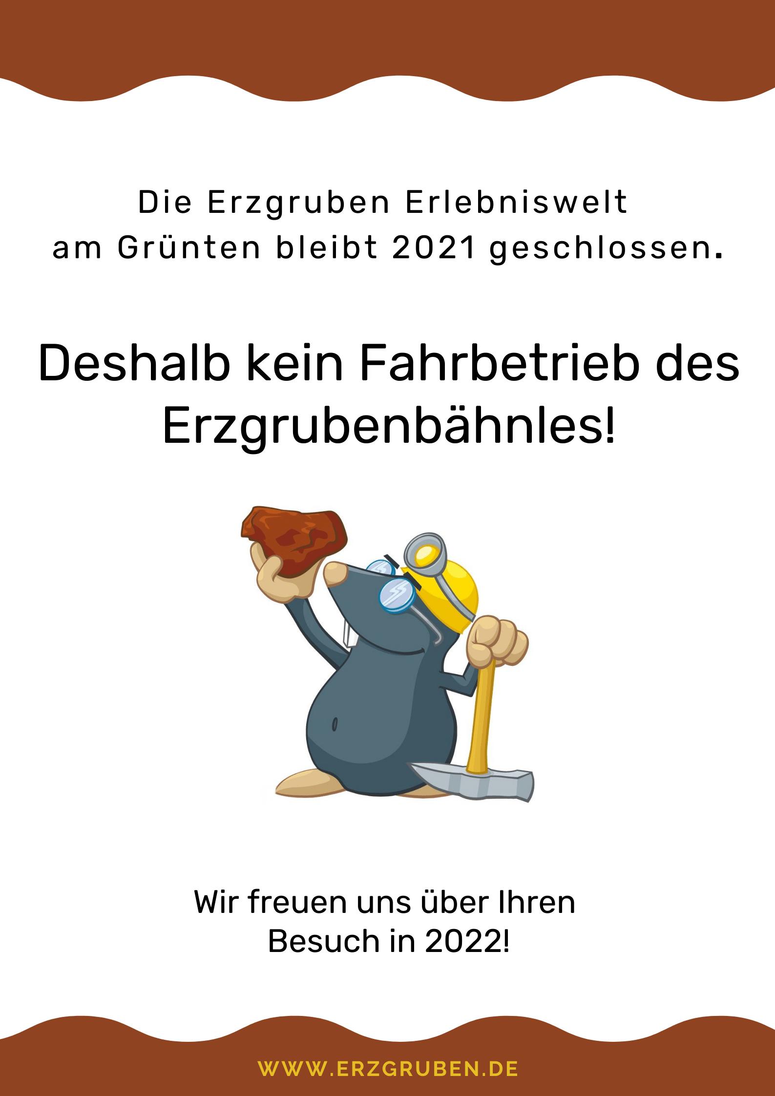Erzgrubenbähnle - Copyright Gabriele Fischer